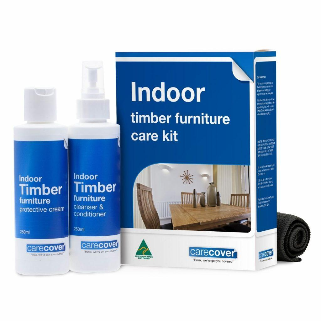 Indoor Timber Furniture Cleaning Kit